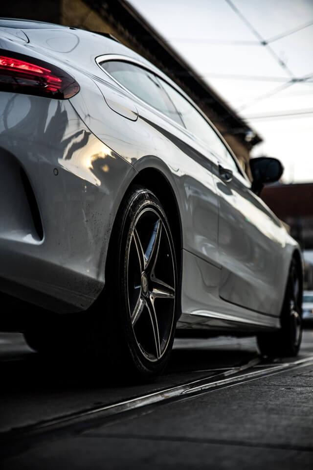 Auto nach Smart Repair bei FOX